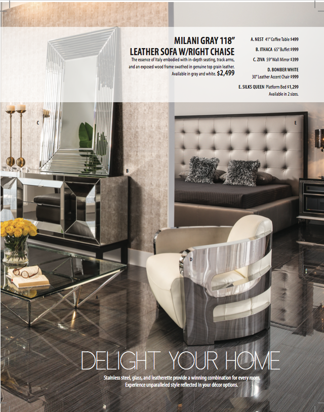El Dorado Furniture Spring 2016 Catalogue - Sample 4
