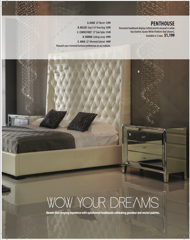 El Dorado Furniture Spring 2016 Catalogue - Sample 5