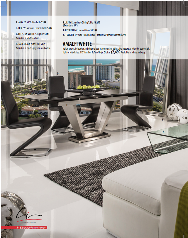 El Dorado Furniture Spring 2016 Catalogue - Sample 7